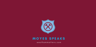 Moyes Speaks