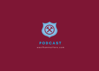 West Ham Matters Podcast International Break Manchester City Football Fancast James Jones