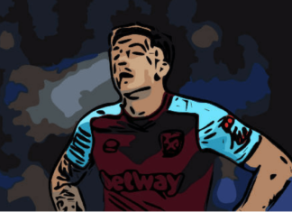 Jordan Hugill West Ham Tactical Analysis Statistics
