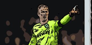 Joe Hart West Ham Tactical Analysis