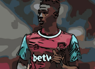 Reece Oxford West Ham Tactical Analysis Statistics