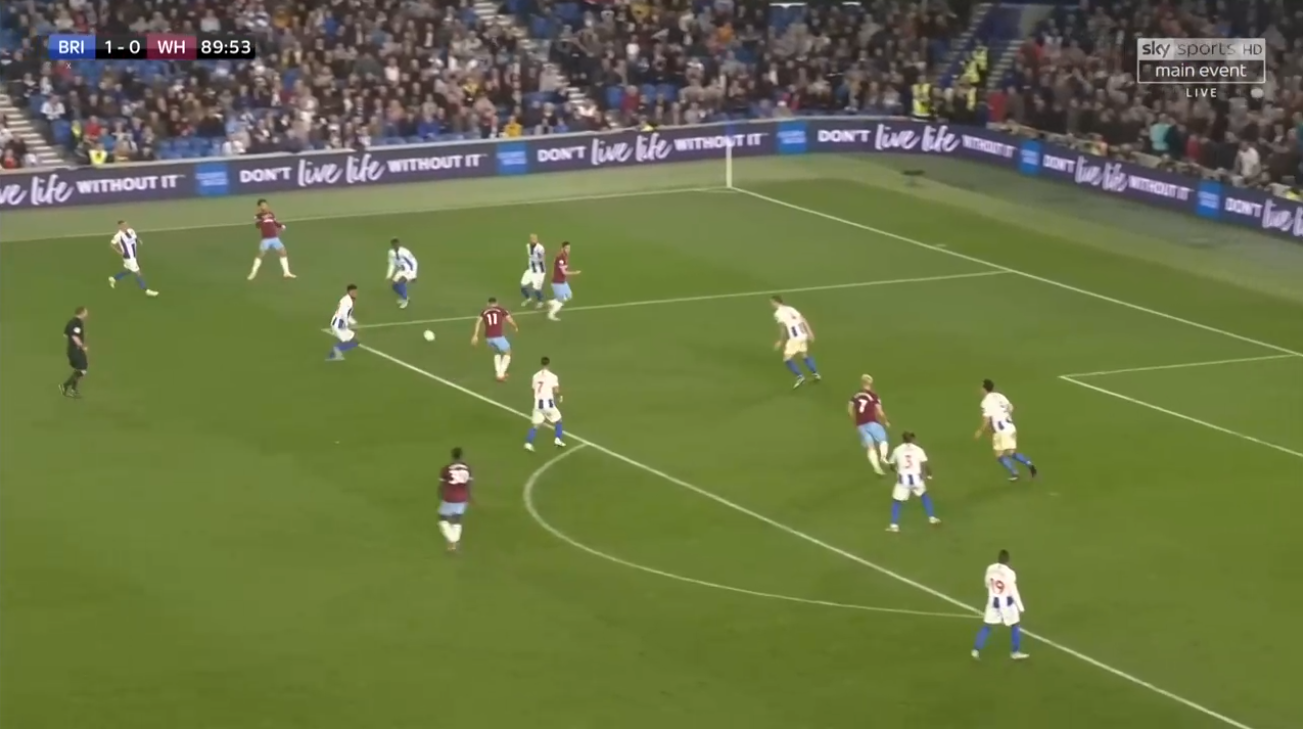 West Ham Premier League Tactical Analysis Analysis Statistics