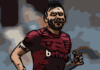 Robert Snodgrass West Ham Tactical Analysis Analysis Statistics