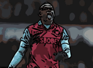 Obinna West Ham Tactical Analysis Analysis Statistics