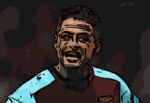 Chicharito West Ham Player Analysis Statistics