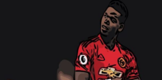Paul Pogba Manchester United West Ham